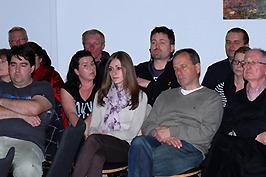 Zahlreiche Zuhörer interessierten sich für das Projekt JVA in der Tuninger Gemeinderatssitzung