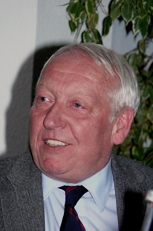 Der stellvertretende Abteilungsleiter LMR Justus Schmid